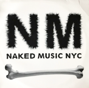 "Naked Music NYC ‎- Naked Music NYC EP (12"") (VG/VG-)"